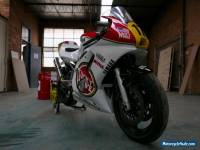 Yamaha R6 2001 model track bike