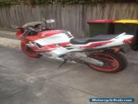 Honda CBR600f SuperSport 1992