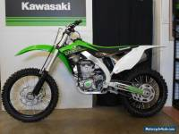 KX450f 2015 Model + FREE Stand + Mat +Heaps of EXTRAS