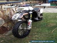 KTM 450 SXF 2008