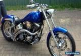 Harley Davidson Custom Softail  for Sale
