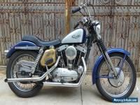 1957 Harley-Davidson Sportster