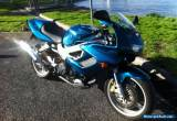 honda vtr 1000 firestorm motorcycle for Sale