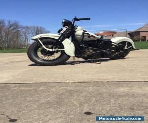 1944 Harley-Davidson FL for Sale