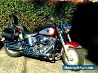 Harley Davidson 2005 Fatboy FLSTF  1450cc Electronic ignission, Alarm