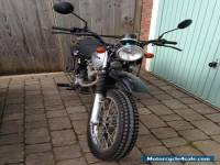 Honda XL 230. Only 3105 Miles From New !!