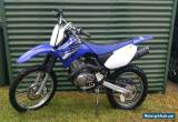 Motorbike Yamaha TT-R 125L  for Sale