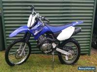 Motorbike Yamaha TT-R 125L