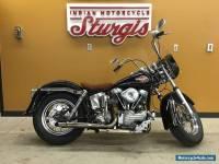 1960 Harley-Davidson Touring