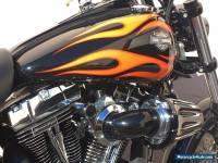2013 Harley Davidson Wide Glide with Screamin Eagle 120R Engine