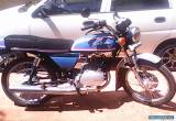 Suzuki GP 100 Japanese Vintage Motorcycle for Sale