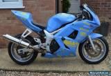 SUZUKI sv650 Track bike with V5 for Sale
