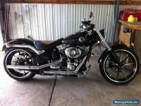 2015 Harley Davidson Breakout FXSB