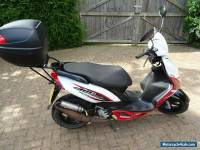 2010 YAMAHA CS 50 JOG RR WHITE
