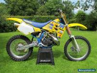 SUZUKI RM250 1989 EVO MOTOCROSS MX BIKE IN EXCELLENT CONDITION
