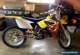 2001 Suzuki RM125 for Sale