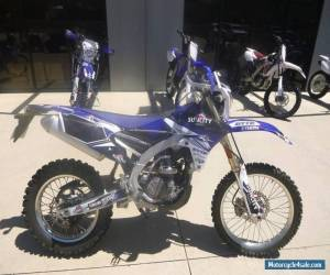 Yamaha WR250F 2015  for Sale