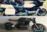 BMW K100 Caferacer - No Reserve - One of a kind machine - relisted - reduced  for Sale