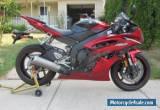 2013 Yamaha YZF-R6 for Sale