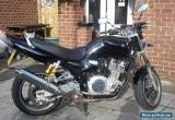 Yamaha XJR 1300 Black motorbike motorcycle 2007 Reg Only 14k Excellent condition for Sale
