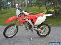 2009 HONDA CRF250 X 690km's EXCELLENT CONDITION NEGOTIONABLE