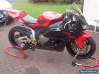 Honda CBR 1000 RR4 Fireblade Trackbike + Daytime use