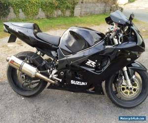 Suzuki gsxr750y,superman headlight model,for spares or repairs for Sale