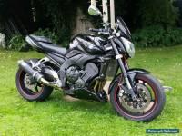 Yamaha FZ1N 1000cc superbike, sports bike, naked, street fighter.