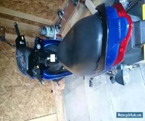 Suzuki Address 125 ( spares or repairs) for Sale
