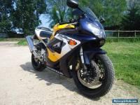 Honda CBR929RR Fireblade