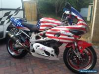 1997 SUZUKI  TL1000S American Flag