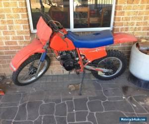 honda xr200r motorbike dirt bike for Sale