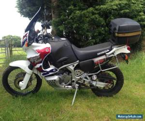 Honda XRV750 Africa Twin, 1997, Very Clean, Genuine, Low Miles, Bundle for Sale