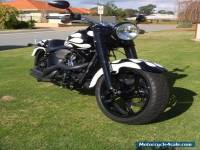 2011 Harley-Davidson Fat Boy Lo 1584 (FLSTFB) Cruiser