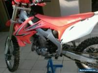 honda 2010 crf450r