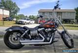 2013 Harley-Davidson Dyna for Sale