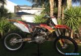 ktm 250 sxf for Sale