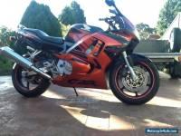 Honda Motorcycle CBR600F