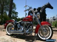 Harley Davidson 1995 Heritage Softail Show Bike