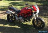 Ducati Monster S4R - no reserve for Sale