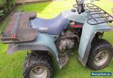 YAMAHA QUAD BIKE 250CC TIMBERWOLF for Sale