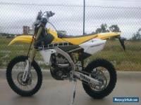 Yamaha WR250F 2016