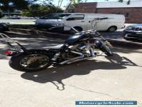 1974 Harley Davidson Wide Glide Bobber