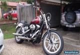 Harley Davidson 08 Dyna  swap ol skool CHOPPER for Sale