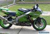 2001 Kawasaki Ninja for Sale