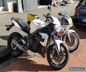 2011 Triumph Street Triple R for Sale