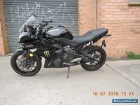 KAWASAKI NINJA 650 EX650 2010 MODEL IN BLACK ABS CHEAP 650R