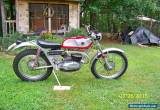 1970 Bultaco Pursang for Sale in Canada