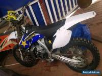 Yamaha YZ 250F 2009 MX Bike