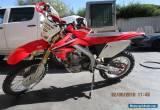 2008 Honda CRF450X CRF450 for Sale